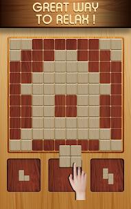 Block Puzzle Wood 1010: Classic Free puzzledom 4