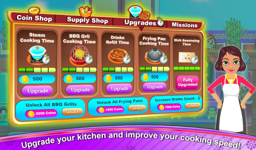 Cooking Blast - Restaurant Foodie Express 1.1.2 screenshots 4