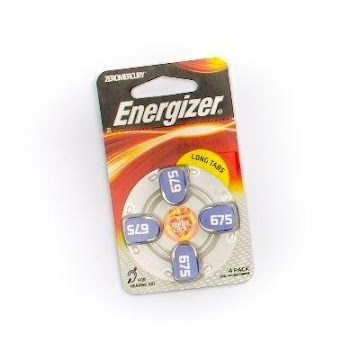 Pila ENERGIZER Zero Mercury