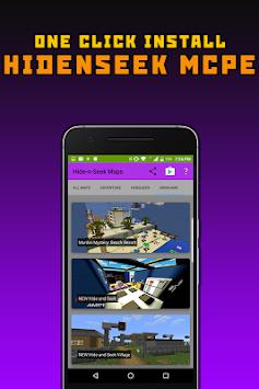 Download Verstecken Spielen Minecraft Karten Apk Latest Version App - Minecraft verstecken spielen server