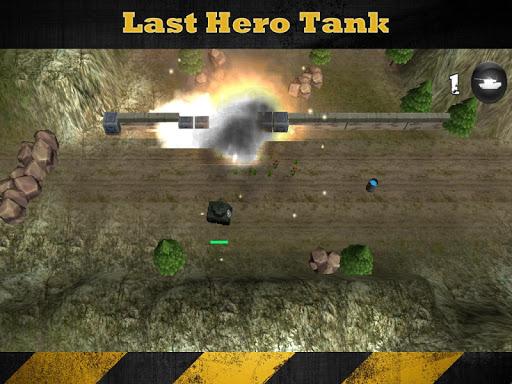 Last Hero Tank 3D