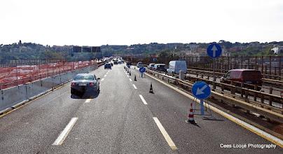 Photo: Op weg naar Napels.