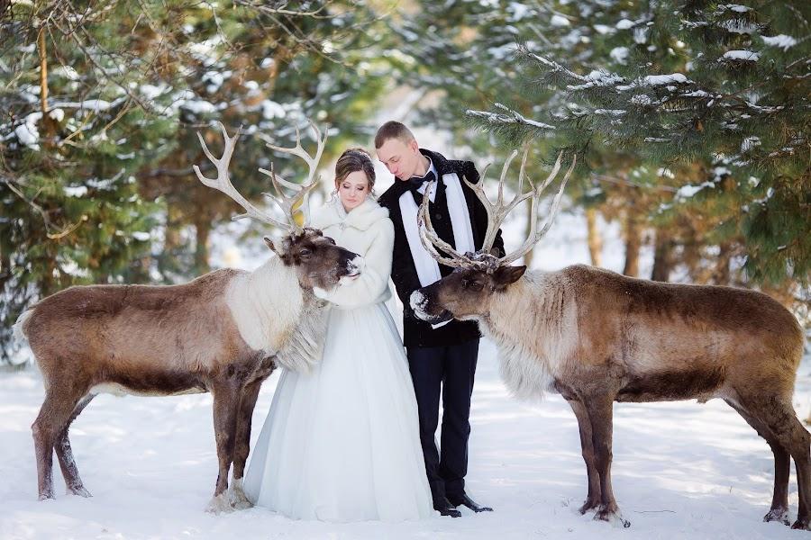 Bryllupsfotograf Oksana Martynova (OksanaMartynova). Bilde av 20.02.2017