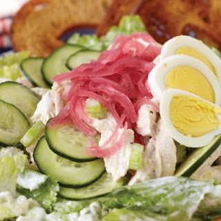 "Zuke'S ""Diet"" Salad From 'the Artisan Jewish Deli at Home' Recipe"