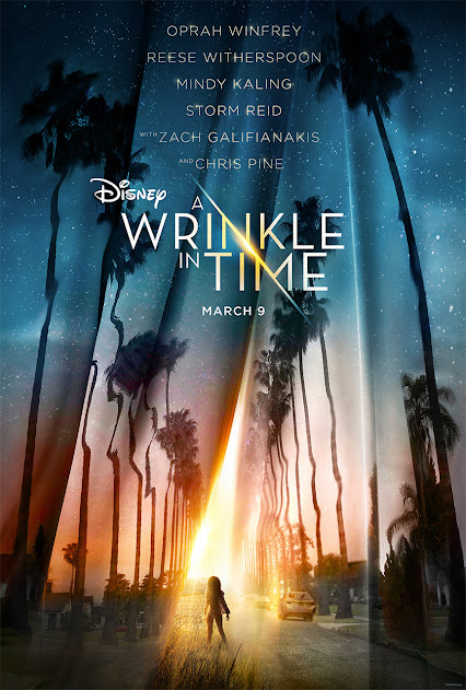 New Disney Movies 2018: A Wrinkle in Time