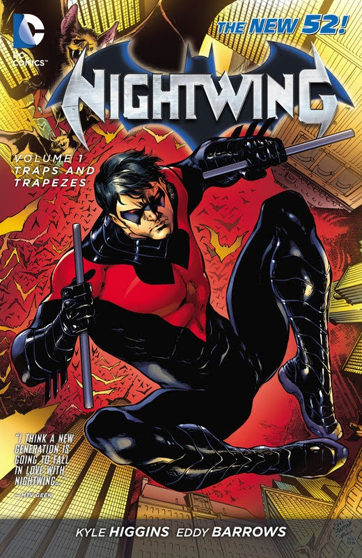Nightwing: Collected Editions (2012) - complete
