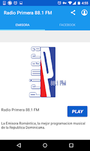 Radio Primera 88.1 FM screenshot 1