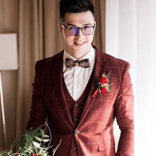 Wedding photographer Roman Sergeev (romannvkz). Photo of 03.03.2018