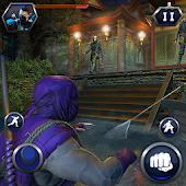 Ninja Fighting Spree Android APK Download Free By Toucan Games 3D