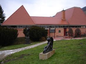 Photo: Galerija Antuna Augustinčića koji je rođen u Klanjcu 1900. g., te park skulptura