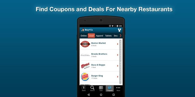 Food Coupons - Burger King ...- screenshot thumbnail