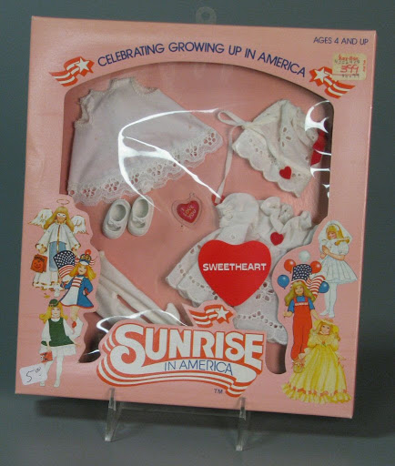 Doll clothes:Sunrise in America | Sweetheart