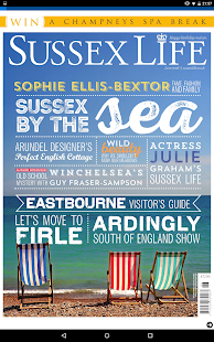Sussex Life Magazine- screenshot thumbnail