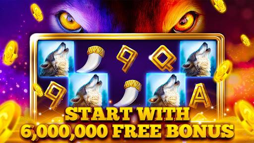 Slots Wolf Magic™ FREE Slot Machine Casino Games 1.43.2 screenshots hack proof 1