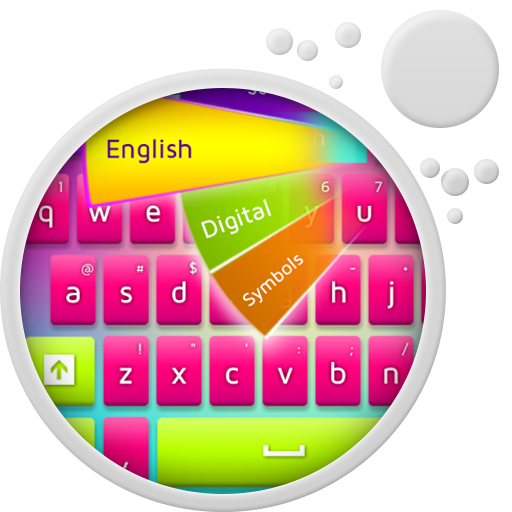 Colors Keyboard 個人化 App LOGO-APP試玩