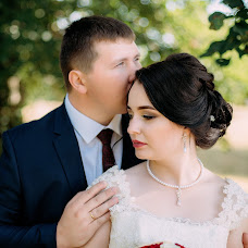 Wedding photographer Ulyana Titova (TitovaUlyana). Photo of 23.10.2018