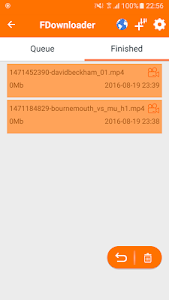 FDownloader screenshot 6