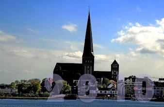 Photo: Rostock Altstadt Panorama