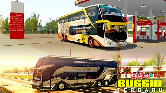 Download Mod Bus Bussid Terbaru For PC Windows and Mac apk screenshot 1