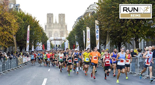 Run in Reims 2018