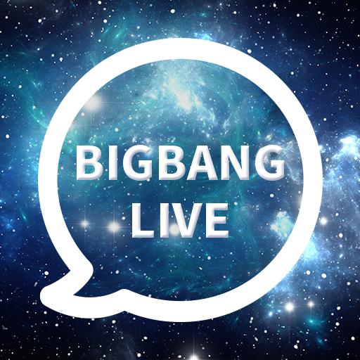 빅뱅라이브 (BIGBANG LIVE) -영상채팅과 포인트적립을 한번에