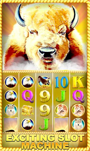 Slot Machine: Buffalo Slots  screenshots 1