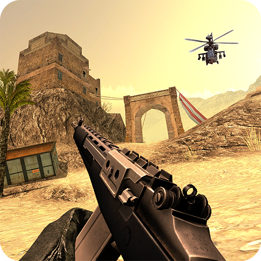 War in Pacific: Modern World War FPS Shooting Game game (apk) free download for Android/PC/Windows