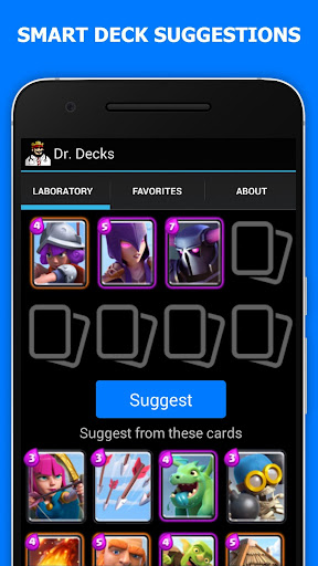 Dr. Decks for