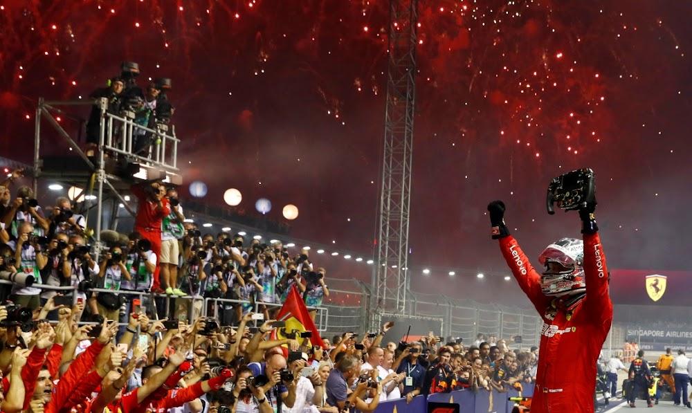 Ferrari honger om die wenstreep in Rusland te verleng