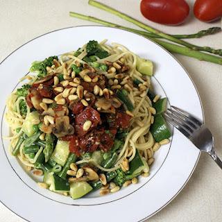 Pasta Primavera (Spaghetti Primavera)