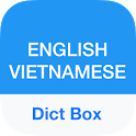 Vietnamese Dictionary & Translator - Dict Box icon
