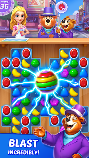 Candy Genies - Match 3 Games Offline 1.2.0 screenshots 3