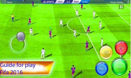 GUIDES PLAY FIFA 16