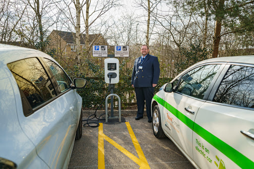 Tell us where you'd like an electric vehicle chargepoint