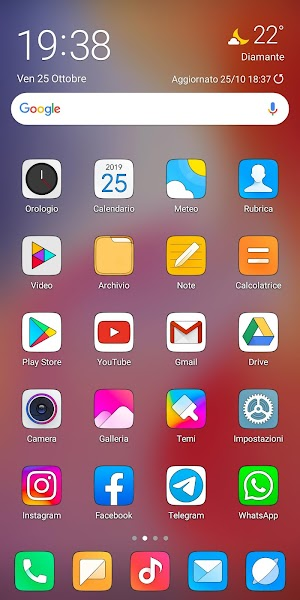 MIUI 11 CARBON - ICON PACK Screenshot Image