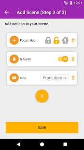 Dialog SmartLife - náhled