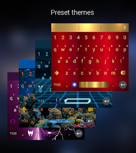 OrbitalKey Keyboard (Pro)- screenshot thumbnail