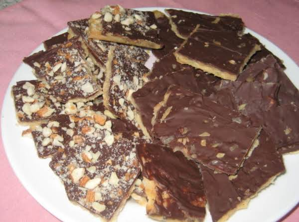 Chocolate Matzo Bark Recipe