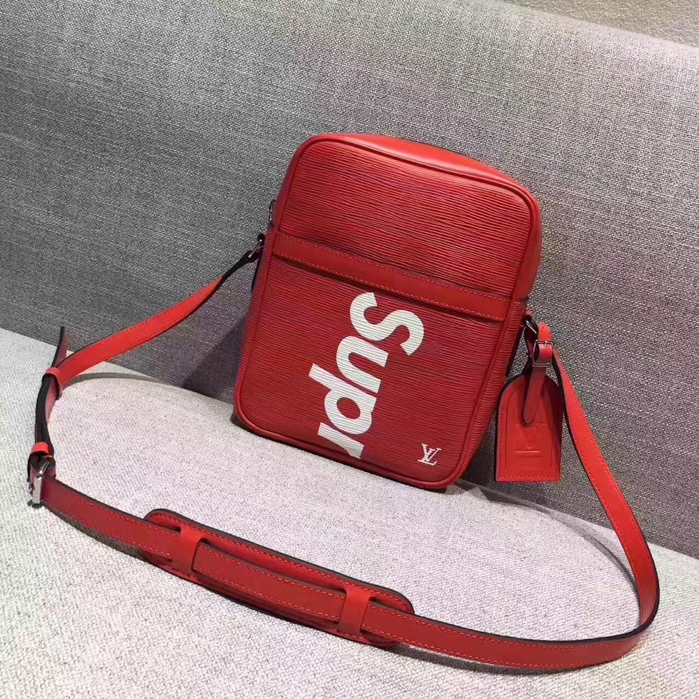 L X S LEATHER BAG