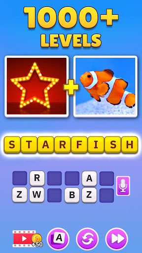 Word Pics ud83dudcf8 - Word Games ud83cudfae apkpoly screenshots 3
