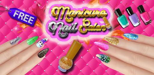 Princess Nail Fashion Salon Aplikasi Di Google Play