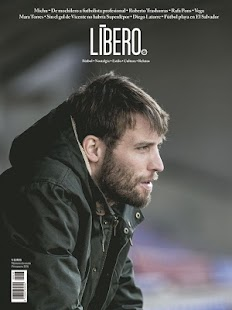 Revista Líbero- screenshot thumbnail