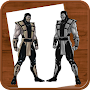 How to Draw :Mortal Kombat APK icon