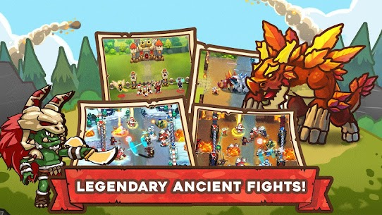 King Rivals: War Clash – PvP Android APK Download 3
