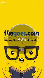 filegoes - náhled
