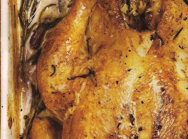 Lemon And Milk Braised Chicken Recipe