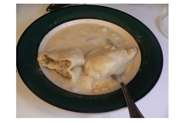 Corn-Potato Chowder Recipe
