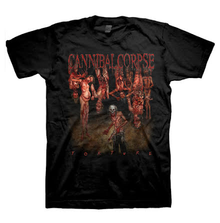 T-shirt - Torture