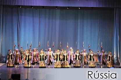 RÚSSIA - The Free Steppe