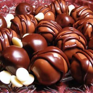 Josh Turner's Chocolate Peanut Butter Balls.